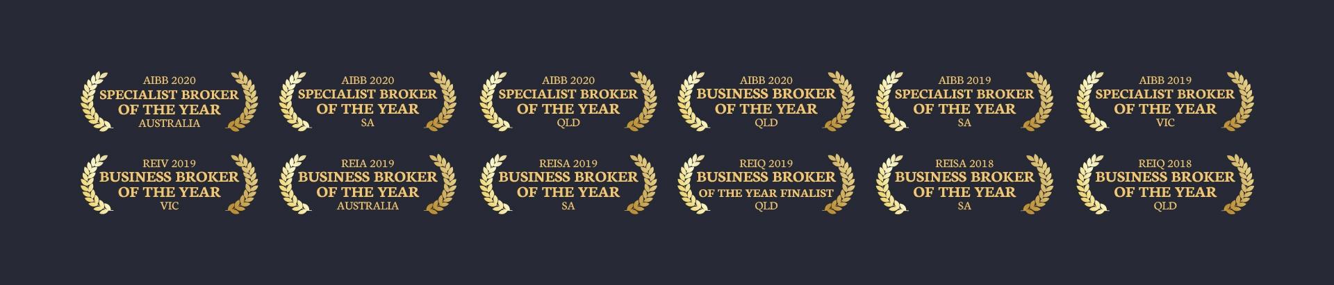 Salon Sales Australia Award Winning Brokers